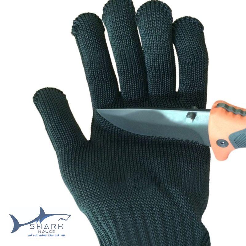 Kết cấu của găng tay bảo hộ chống cắt